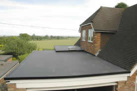 RUBBERBOND Flat Roof