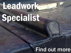 specialsit in leadwork for roofs in Kent